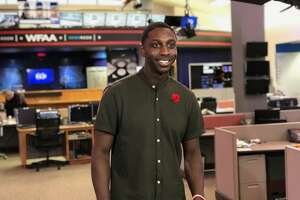 Jordan Foster joins KENS 5 as a reporter on Feb. 3.