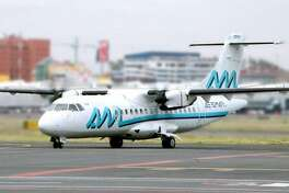 A Aeromar plane is shown in this file photo.