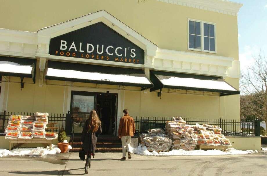 Westport_022305_ Balducci's Market in Westport was formerly Hay Day Country Market. Kathleen O'Rourke/Staff photo Photo: ST