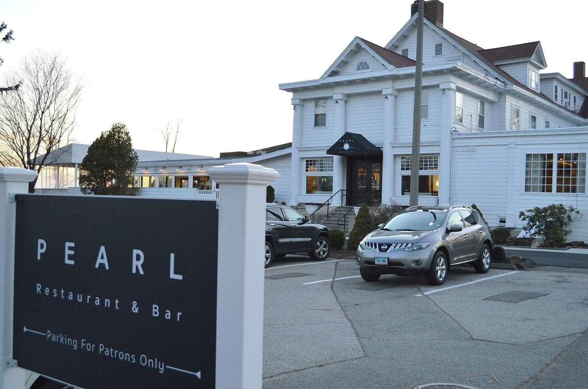 Pearl at Longshore restaurant.