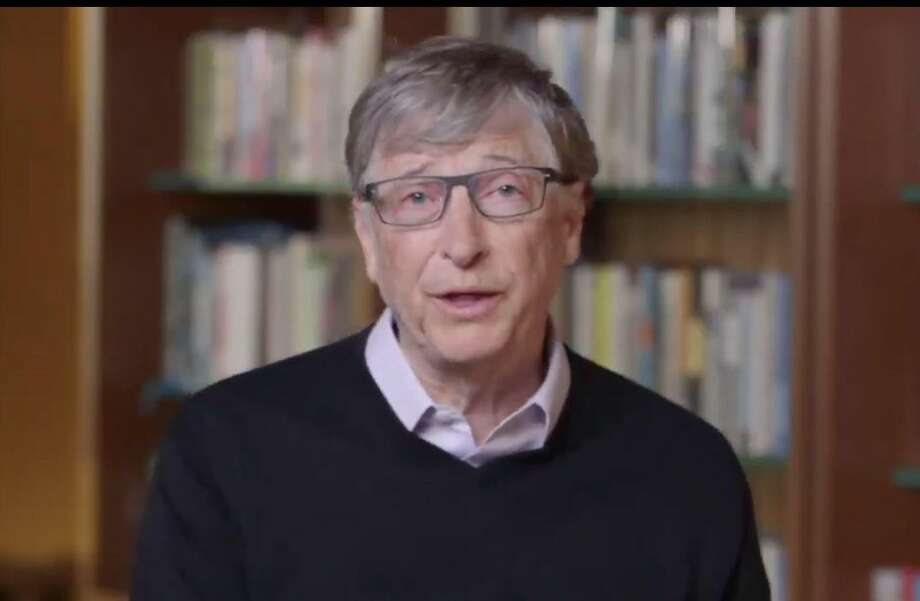 Microsoft co-founder Bill Gates' increased media presence lately has made him the target of conspiracy theories. Photo: Bill Gates