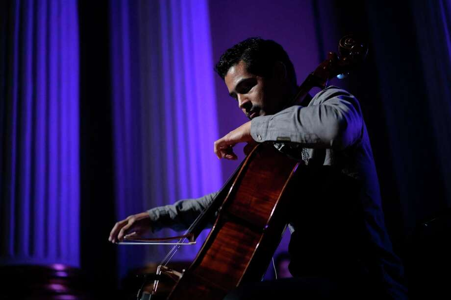 """Jeffrey Zeigler will play """"The Sound of Science"""" at Wesleyan Jan. 31. Photo: Fernando Aceves / Contributed Photo"""