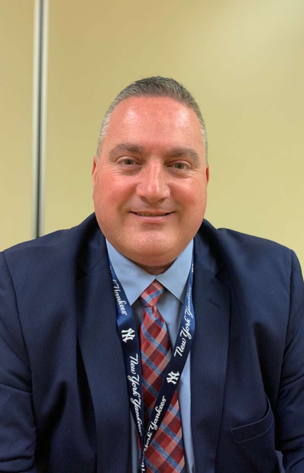Dr. David Perry, a longtime teacher and administrator at South Colonie schools, has been selected to lead the district.