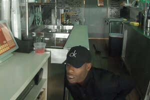 Tapioca Xpress-Katy reported a break-in to the Harris County Sheriff's Office on Jan. 21. A security camera captured this image of the intruder.