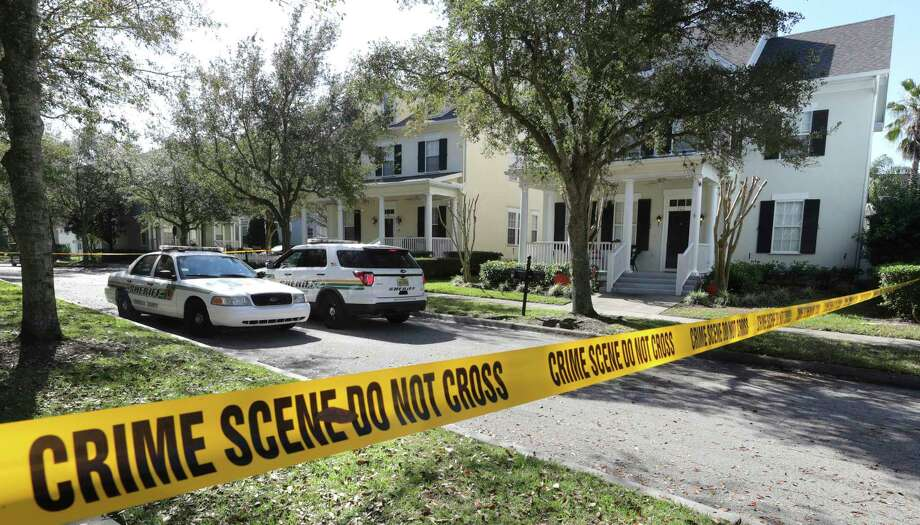 File photo: Osceola County Sheriff's Office patrol cars are posted outside a home in Celebration, Wednesday, Jan. 15, 2020, in Kissimmee, Fla. Photo: Joe Burbank / Associated Press / Orlando Sentinel