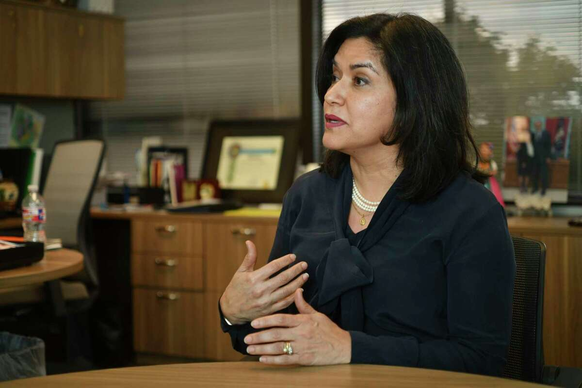 Lourdes Castro Ramírez, head of the San Antonio Housing Commission, is leaving her post for a spot in California Gov. Gavin Newsom's administration. Newsom, a Democrat, tapped Ramírez to lead the state's Business, Consumer Services and Housing Agency Wednesday.