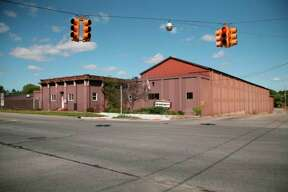 Featured is a past photo of Hanchett Manufacturing. (Courtesy photo)