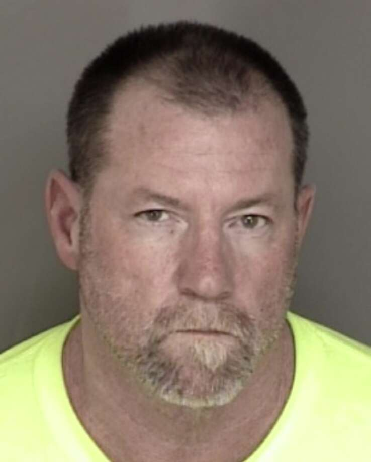 Charles Kenneth Lafferty, 52, was arrested in connection with the nearly year-long projectile investigation in Monterey County. Photo: CHP