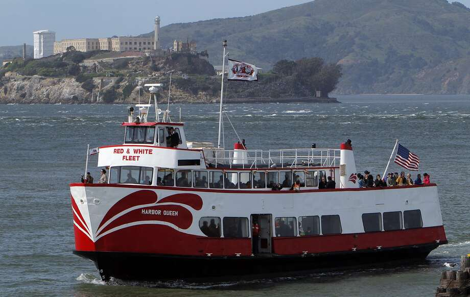 The Red and White Fleet and San Francisco Brewing Co. are teaming up for a three-hour bay cruise with beer, bites and '80s music for 2020 Beer Week. Photo: Carlos Avila Gonzalez / The Chronicle 2012