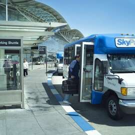 SkyPark announced its parking lot near SFO would close at the end of January.