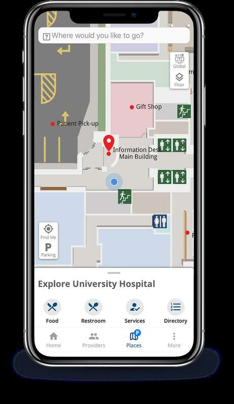 University Health System has selected Atlanta-based Gozio Health to develop the system's interactive mobile wayfinding platform, which will provide indoor navigation with an accuracy within four feet.