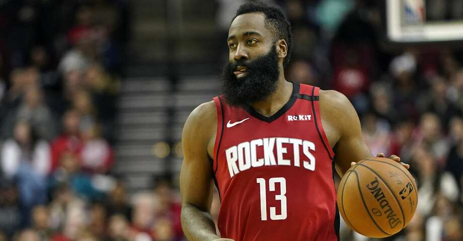 PHOTOS: Rockets game-by-game Houston Rockets' James Harden (13) brings the ball up the court against the Denver Nuggets during the second half of an NBA basketball game Wednesday, Jan. 22, 2020, in Houston. (AP Photo/David J. Phillip) Browse through the photos to see how the Rockets have fared in each game this season. Photo: David J. Phillip/Associated Press