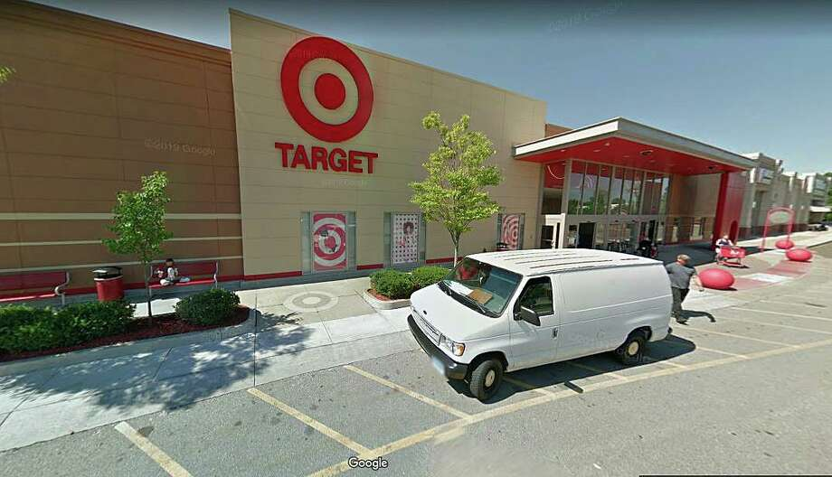 Torrington police say they have a suspect in a series of incidents in which a man took photos of women in Target and Walmart stores. Photo: Google Street View Image