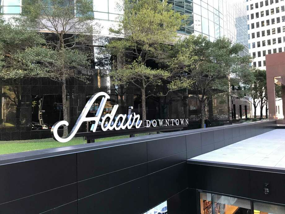 Adair Downtown, a new restaurant from Adair Concepts has opened in Wells Fargo Plaza, 1000 Louisiana, downtown. Photo: Greg Morago