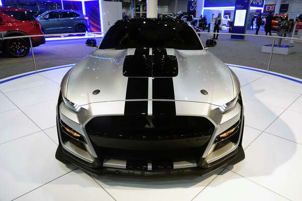 With 760 horsepower and launch control, the 2020 Mustang Shelby GT500 can excel on winding mountain roads, drag strips and road courses.