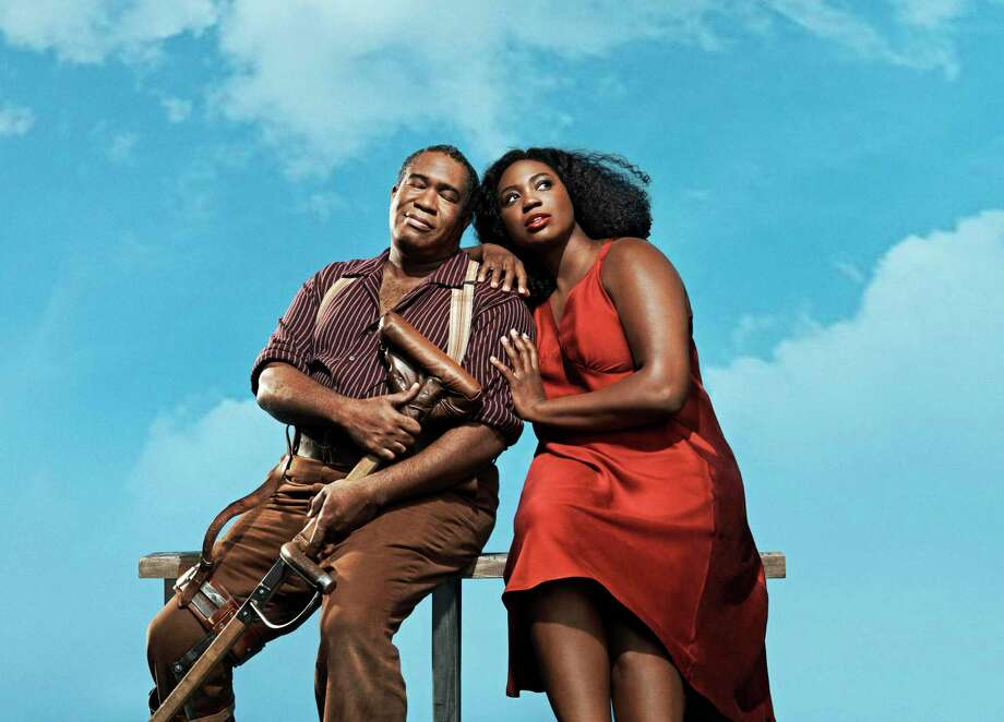 """""""Porgy and Bess"""" in HD is at the Quick Center, Fairfield University, 1073 North Benson Road, Fairfield, Feb. 1 at 1 and 6 p.m. Call 203-254-4010 or visit quickcenter.com. Photo: Contributed Photo"""