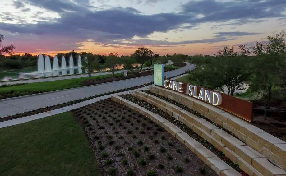 Cane Island is directly accessible from I-10 via Cane Island Parkway.