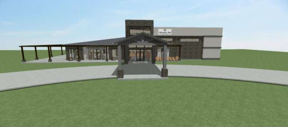 The new Richmond location is expected to open within the next 10 to 12 months and will feature a tasting room and bar, open-kitchen restaurant with seating for 130, 2,600-square-foot covered patio for private events and tastings and a wine production and barrel room where guests can taste wine in process. Photo: Messina Hof