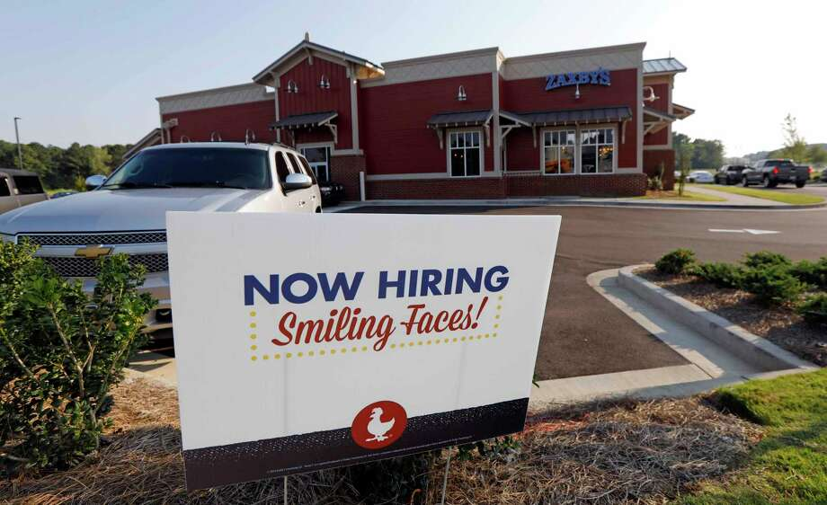 The Houston region finished 2019 by adding 6,700 jobs in December a continuation of strong gains in employment but a slowdown compared with recent months. Photo: Rogelio V. Solis, STF / Associated Press / Copyright 2018 The Associated Press. All rights reserved.