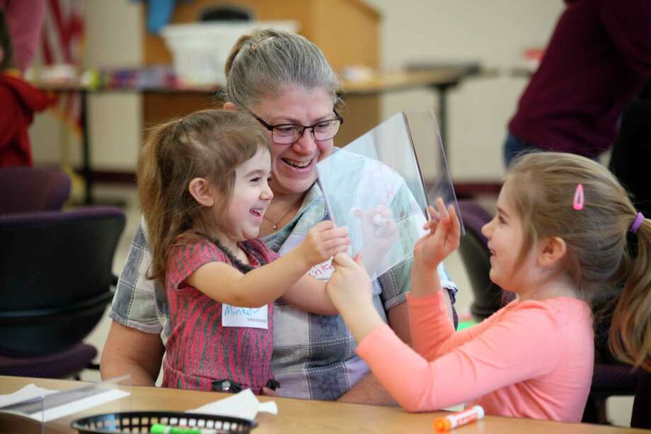One of the many popular activities returning for this year's Festival of the Arts is Wee Wonders, a class designed for parents and young children to explore creative expression. (Pioneer file photo)