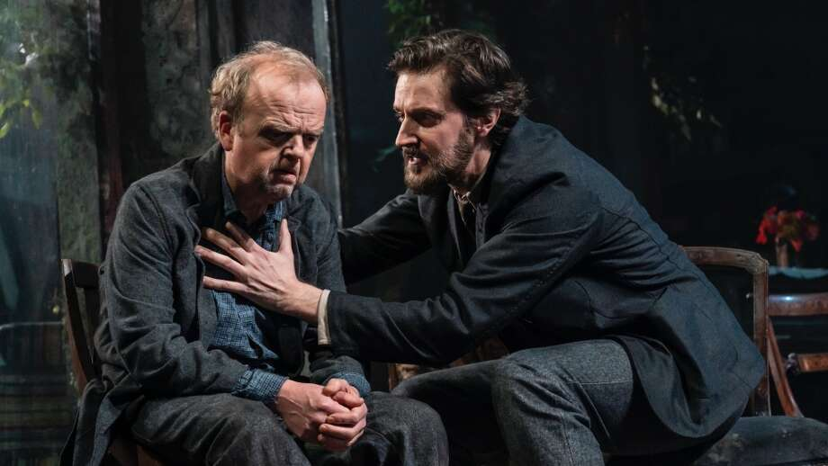 With: Toby Jones, Richard Armitage, Anna Calder Marshall, Rosalind Eleazar, Ciaran Hinds, Dearbhla Molloy, Peter Wight, Aimee Lou Wood.Running time: 2 hours 30 minutes Photo: JOHAN PERSSON / JOHAN PERSSON