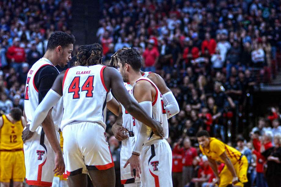 The 18th-ranked Texas Tech Red Raiders will play host to 15th-ranked Kentucky in one of the rarest contests in Red Raider men's basketball history. Photo: Nathan Giese/Planview Herald