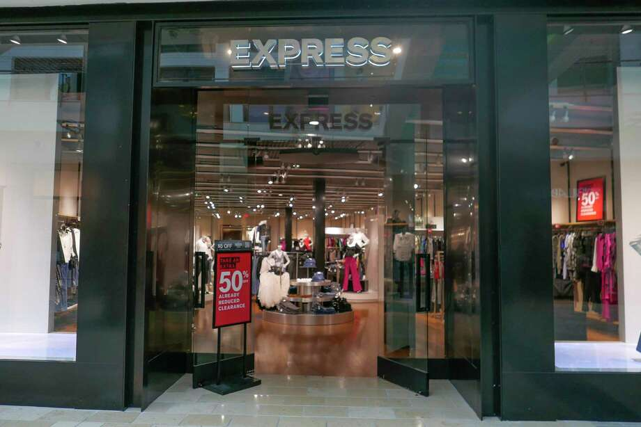 An Express clothing store is seen at the Mall of the Mellenia in Orlando, Fla. on Jan. 22, 2020. Express plans to close about 100 stores as part of a restructuring plan. (AP Photo/John Raoux) Photo: John Raoux /Associated Press / Copyright 2020 The Associated Press. All rights reserved