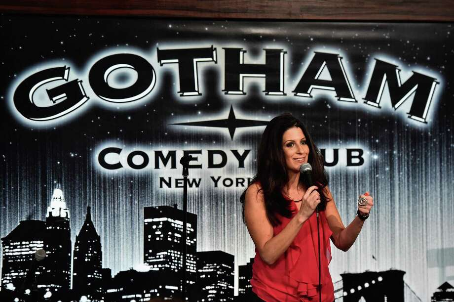 Stacey Prussman is headling a comedy show at Norwalk's Cafe Madrid Jan. 25. Photo: Mike Coppola / Getty Images / 2014 Getty Images