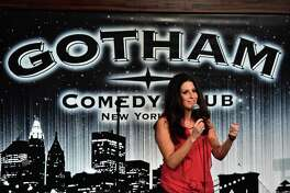 Stacey Prussman is headling a comedy show at Norwalk's Cafe Madrid Jan. 25.
