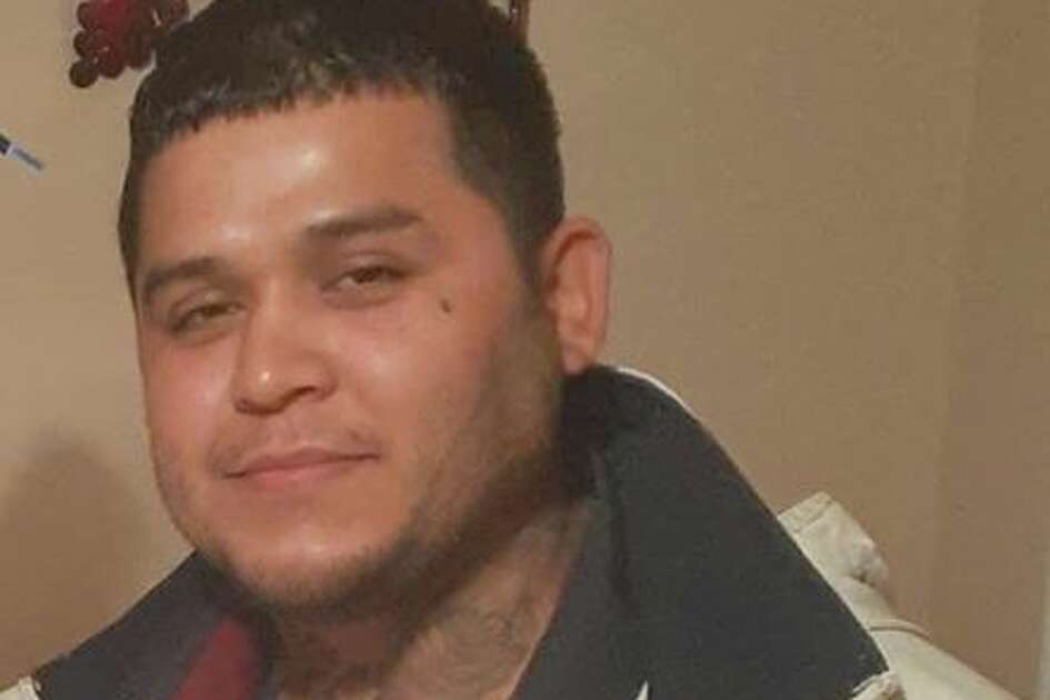 Carlos Manuel Amador, 28, the man shot by two Laredo police officers in the Colonia Los Angeles area, has died, authorities said.