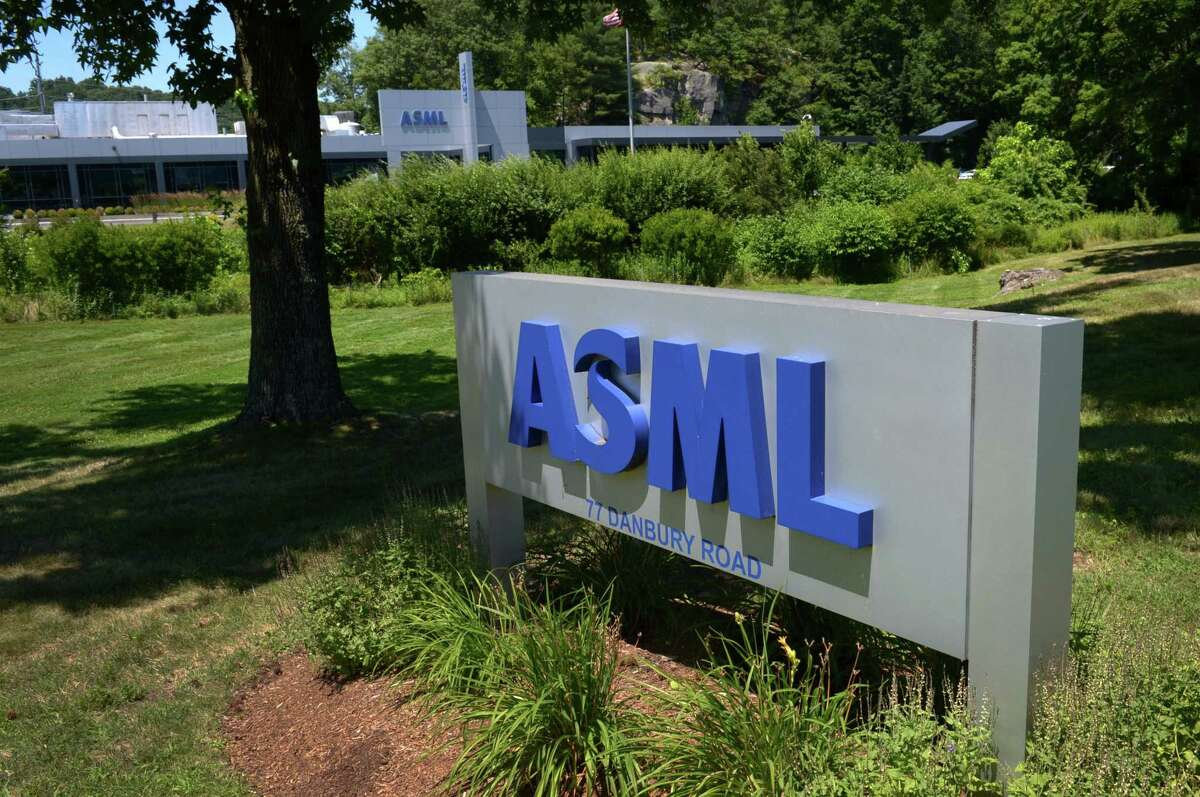 ASML hired more than 325 people last year for its Wilton plant which assembles machines that produce circuitry on computer chips and displays, as global sales rose 8 percent.