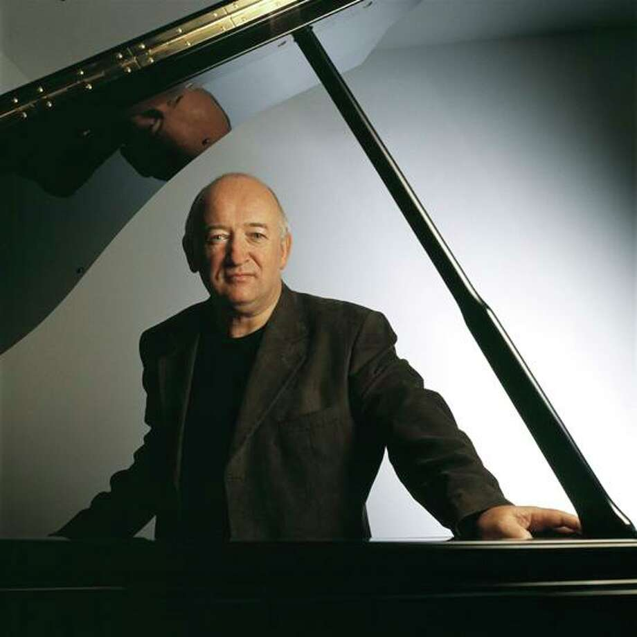 Irish pianist John O'Conor will perform with the Greenwich Symphony Orchestra Feb. 22 and Feb. 23. Photo: Www.greenwichsymphony.org