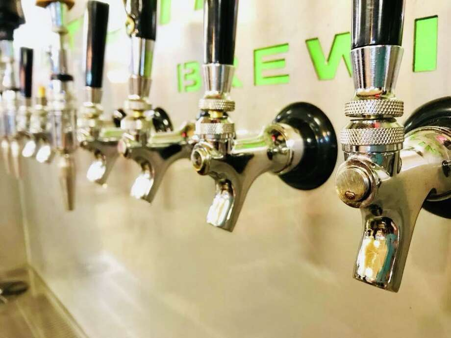 Battlehops Brewery in Katy offers craft beers, non-alcoholic beverages and most importantly, board games. Photo: Courtesy Of Jessica Merritt