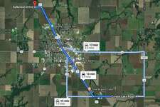 Jerseyville officials are discussing a short-term reconstruction of U.S. 67, from Fulkerson Drive to Crystal Lake Road, rather than waiting five or more years for a major renovation of the town's major artery.
