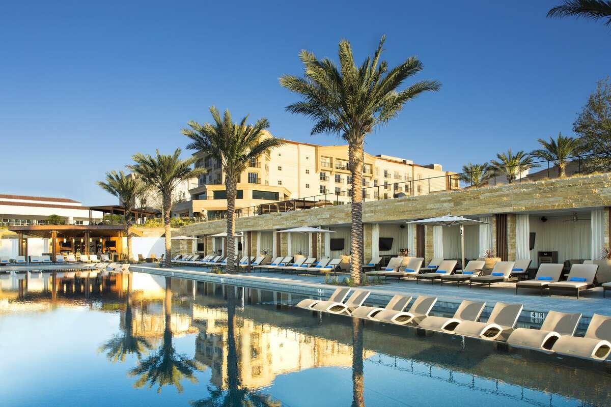 La Cantera Resort & Spa's Briscoe Suite.