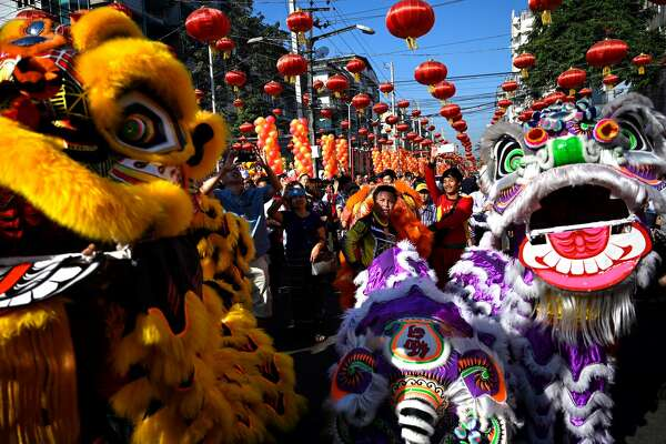 The Chinese New Year kicks off this Jan. 25.