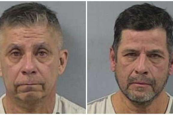 Shortly after a Webster man, 55, was charged with driving while intoxicated Jan. 11 in the 1800 block of FM 528, police arrested his 59-year-old brother, of Friendswood, on the same charge in the same block, according to department reports.