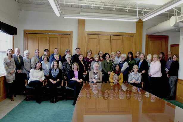 The Milford Bank Foundation contributed $16,100 to several local charitable groups.