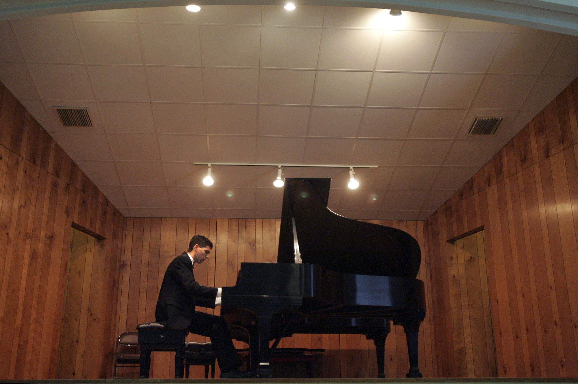 Editorial: In piano competition, the gift of music