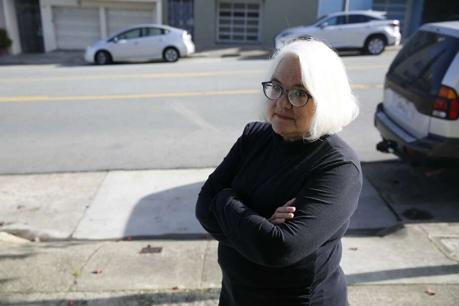 Carmen Hermida wonders whether it's worth it to buy the coverage for damage to her home's sewer and water lines. Photo: Lea Suzuki / The Chronicle