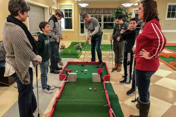 Woodbury's mini golf fundraiser is set for Feb. 14-17.