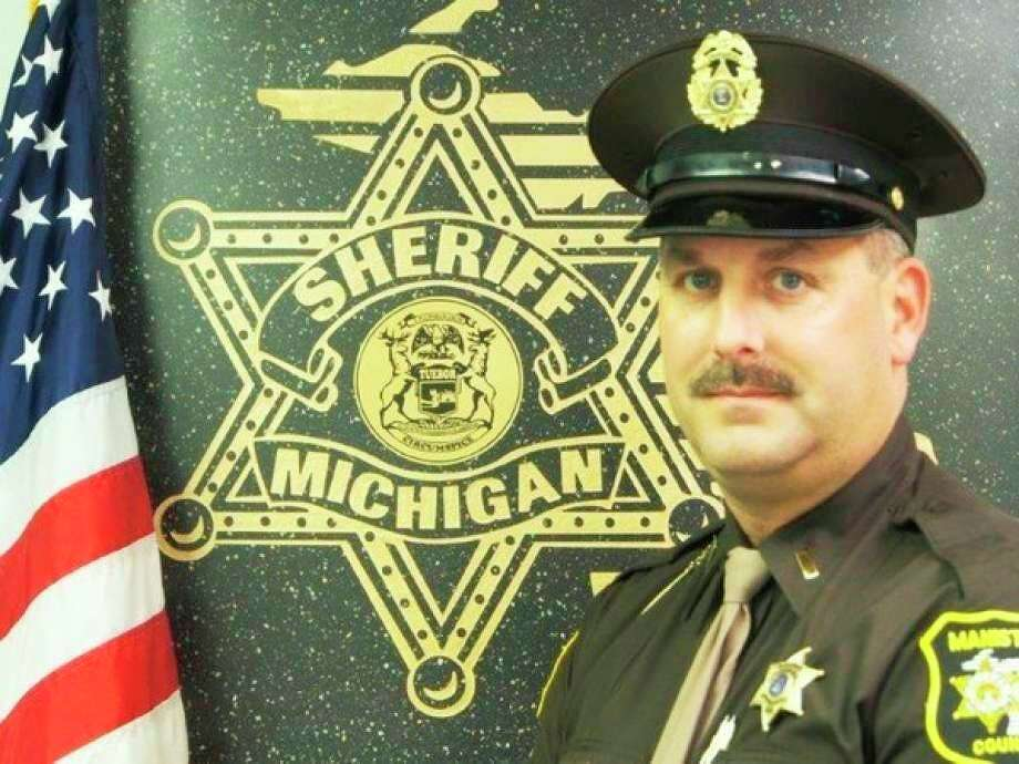 Manistee County Sheriff Ken Falk said one of his goals as the new sheriff is to increase community ties between the deputies and residents.