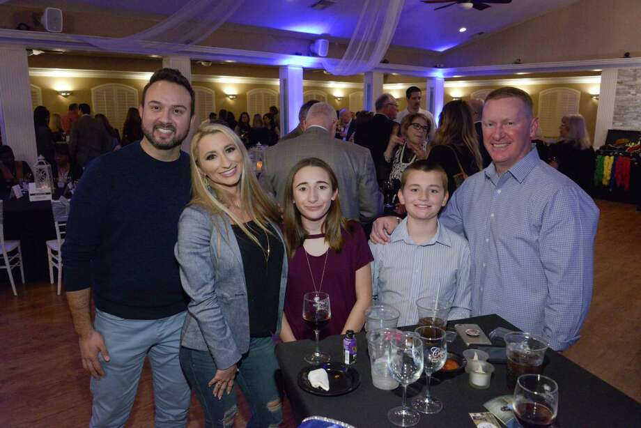 The Celebrate Cy-Fair event invites local businesses to mingle and network before learning about the finalists for business of the year. Photo: Provided By Cy-Fair Houston Chamber Of Commerce, Photographer / Copyright Genesis Photographers 2019