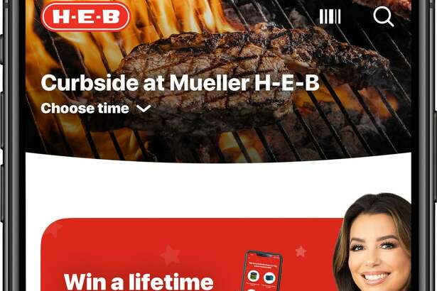 Starting Super Bowl Sunday, H-E-B is giving Texas residents the chance to win a lifetime of groceries.The Texas chain, which was recently named No. 1 U.S. grocery retailer, is rolling out the sweepstakes on the new My H-E-B app which will launch with the debut of the company's Super Bowl commercial starring actress Eva Longoria.
