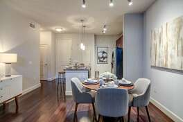 1111 Post Oak Blvd.   Photo: Apartment Guide