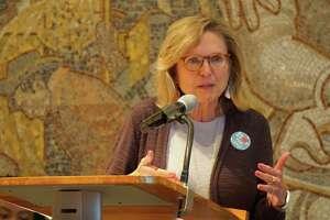 State Sen. Julie Kushner, D-Danbury, co-chairman of the legislative Labor and Public Employees Committee.