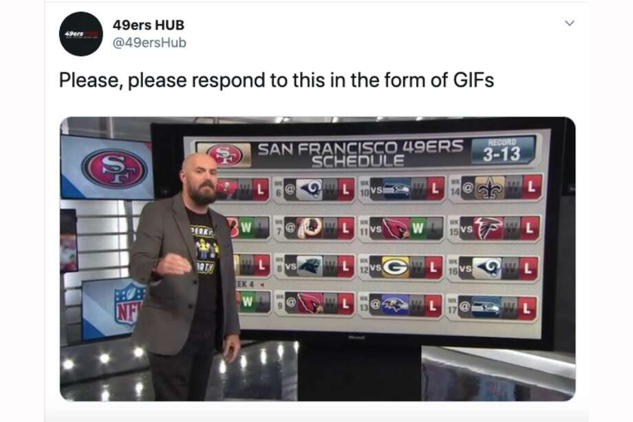 NFL Network's Adam Rank: The 49ers will go 3-13 in 2019