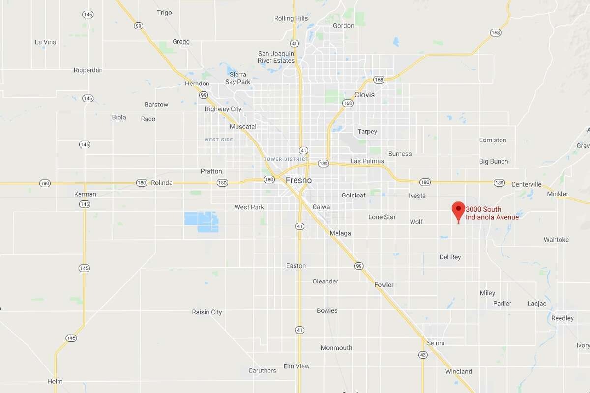 Cal Fire and the Fresno County Sheriff's Office responded at 11 a.m. Friday to a report of a traumatic injury at the Del Ray Packing Plant in the 3000 block of Indianola Avenue in Sanger, 15 miles east of Fresno.