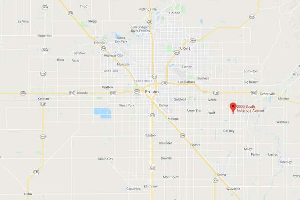 Cal Fire and the Fresno County Sheriff's Office responded 11 a.m. Friday to a report of a traumatic injury at the Del Ray Packing Plant in the 3000 block of Indianola Avenue in Sanger, 15 miles east of Fresno.