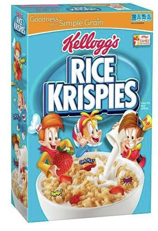 Rice Krispies Photo: File Photo / Warner Bros. &Kellogg Company